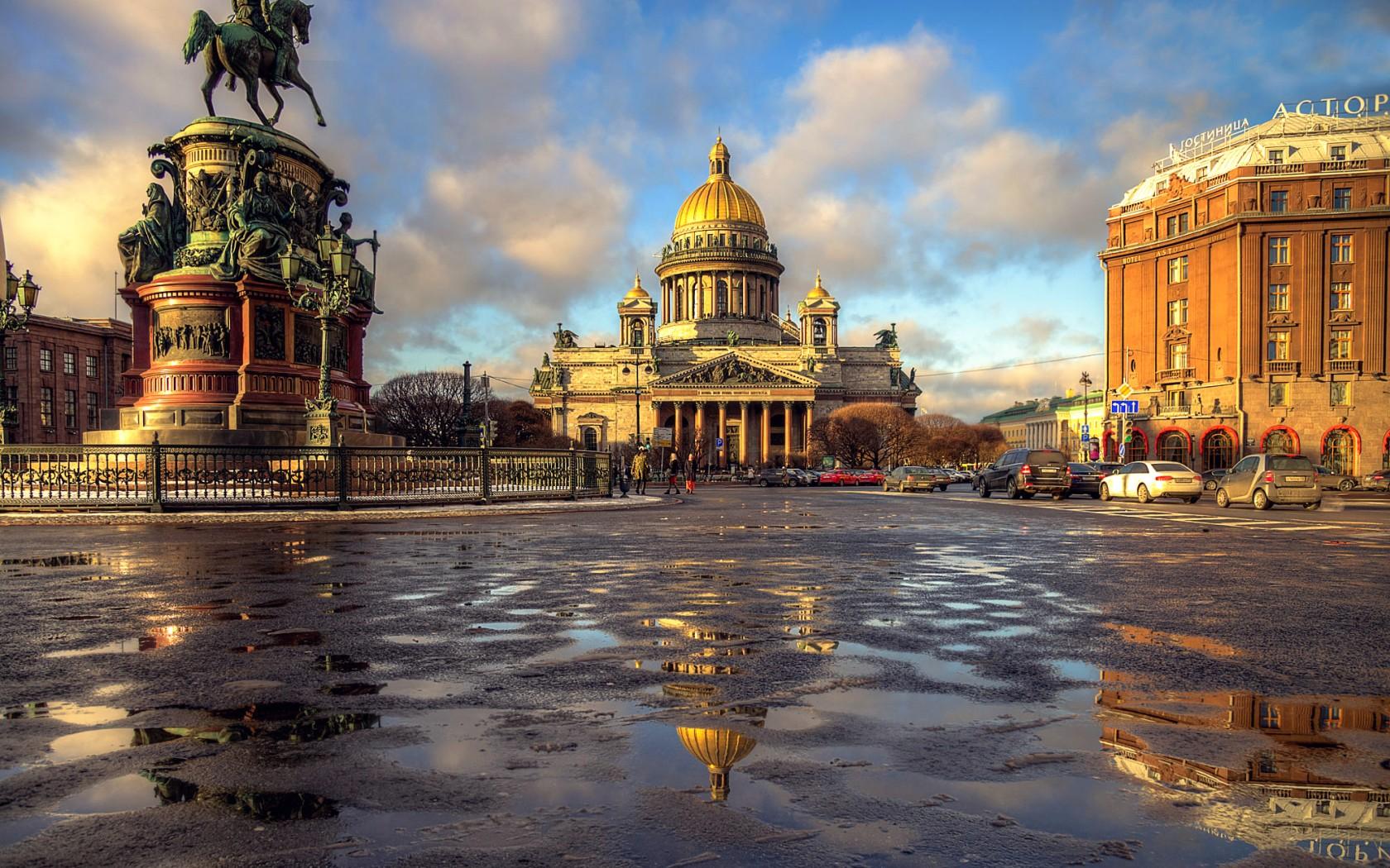 Тур в Санкт-Петербург из Уфы на 7 дней ⋆ Хазина Тур